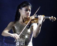 The Unofficial Vanessa-Mae News Blog