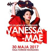 Vanessa-Mae will give a concert in Warsaw, Poland